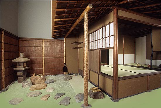 Japanese Teahouse Chashitsu The Art Of Asia Architecture - Architecture-design-in-kyoto-japan