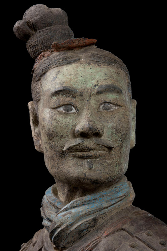 China's Terracotta Warriors: The First Emperor's Legacy at the Minneapolis Institute of Arts