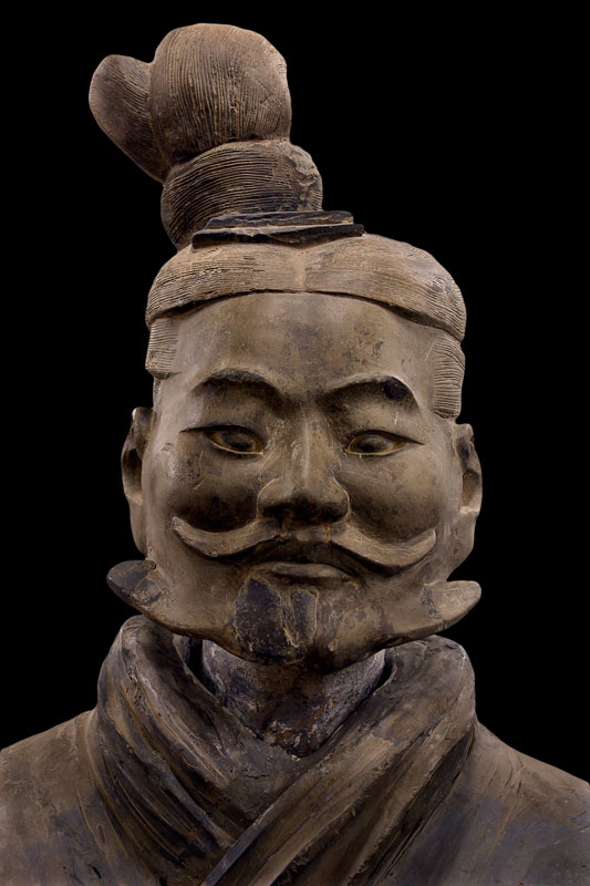 Qin Dynasty Artifacts Discuss, why some nobl...
